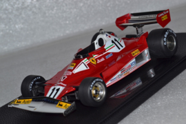 Niki Lauda Ferrari 312T2 race car World Champion 1977 Season