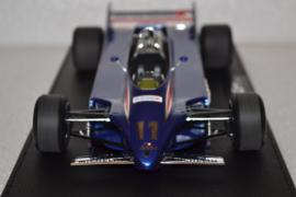 Elio de Angelis Lotus 88 race car 1981 season