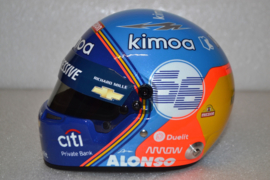 Fernando Alonso Mc Laren Chevrolet Indy 500 2020 season edition