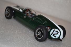 sir Jack Brabham Cooper Climax T51 race car British Grand Prix 1959 season