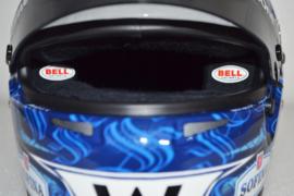 Nicholas Latifi Williams Mercedes helmet 2021 season