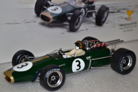 Jack Brabham Brabham Ford BT24 race  car French Grand Prix 1967 season