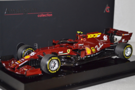 Charles Leclerc Scuderia Ferrari  SF1000 race car Tuscan Grand Prix 2020 season