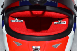 Daniil Kvyat Scuderia Scuderia Toro Rosso helmet 2019 season