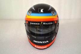 Fernando Alonso Mc Laren Honda Andretti Helmet Indy 500 edition 2017 season