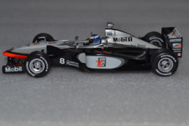 Mika Hakkinen Mc Laren Mercedes MP-13 race car World Champion 1998 season