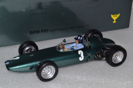 Graham Hill BRM P57 Race Car South African Grand Prix World Champion 1962 Season