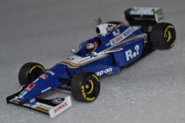 Jacques Villeneuve Williams Renault FW19 race car World Champion 1997 season