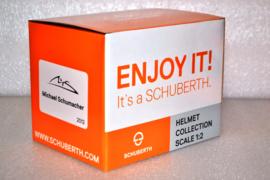 Michael Schumacher Mercedes AMG Petronas helmet 2012 season