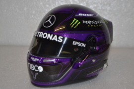 Lewis Hamilton Mercedes AMG Petronas helmet Styrian Grand Prix 2020 season