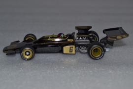Emerson Fittipaldi Lotus Ford Typ72 race car World Champion 1972 season