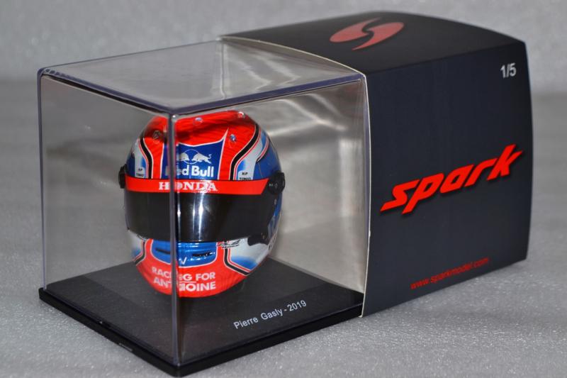 Pierre Gasly Scuderia Toro Rosso helmet 2019 season