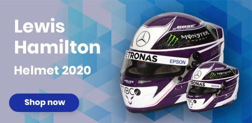 Lewis Hamilton helmet 2020