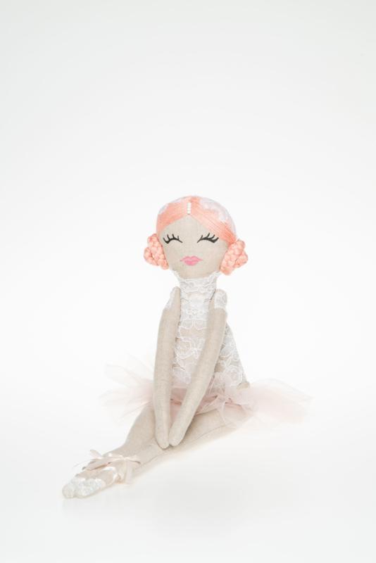 Ballerina Roze