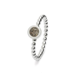 RG 002 zilveren ring