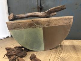 urnen van keramiek