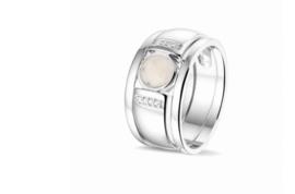 RG 026 zilveren aanschuifringen