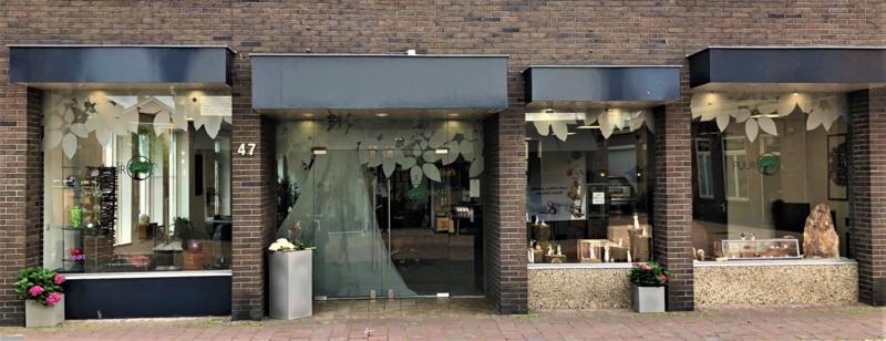 ontwerpwinkel showroom Delden