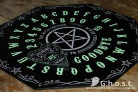 glow in de dark spirit board
