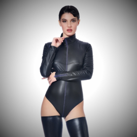 Sweety wetlook bodysuit