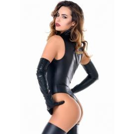 Manon wetlook bodysuit