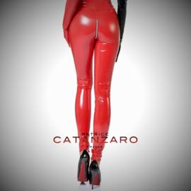 S vinyl leggings