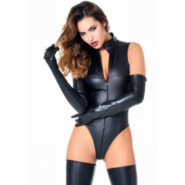 Manon wetlook bodysuit