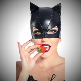 Petit chat wetlook kattenmasker