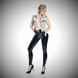 Vera vinyl legging