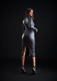 Lexi wetlook jurk