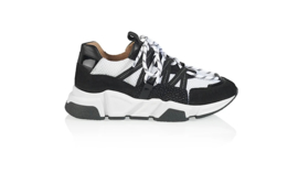 DWRS LOS ANGELES SNEAKERS ZW/WIT