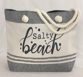 "Strandtas ""Salty beach"""