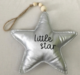"Stoffen ster ""Little star"""