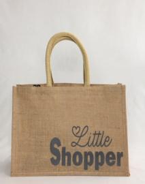 """Jute """"Little shopper"""""""