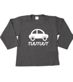 T-shirtje lange mouw Auto