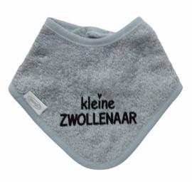 Driehoek slab / bandana 'kleine Zwollenaar'