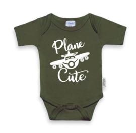 """Rompertje """"Plane cute"""""""