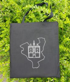 Katoenen tas met Sassenpoort