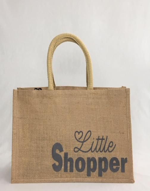 Jute Little shopper