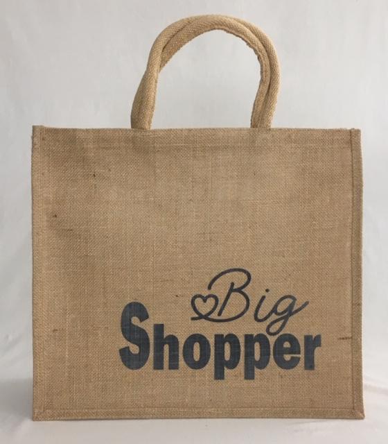 Jute Big shopper