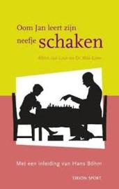 Oom Jan leert zijn neeftje schaken