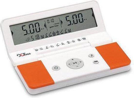 DGT 960 Wit/Oranje uitvoering