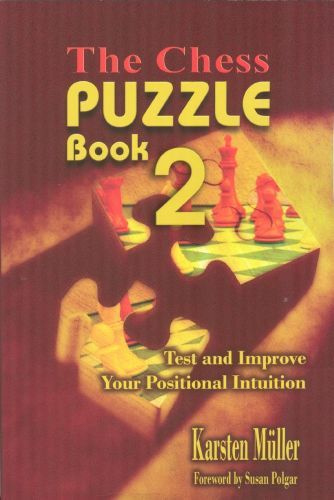 ChessCafe Puzzle Book 2