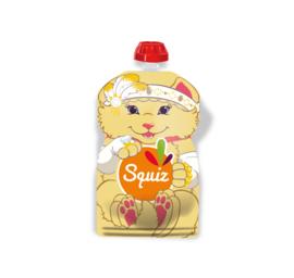 10x 1-pack Squiz herbruikbare knijpzakjes - 130 ml - Cat