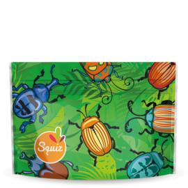 10x Multifunctionele snackzakjes | set met 3 maten | De flamboyante collectie