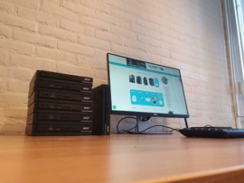 Veriton N4630G Mini PC | i3 4130 | 8GB DDR3 | 128GB SSD | W10