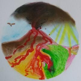 30-01-2020 De reis van de ziel in een tekening