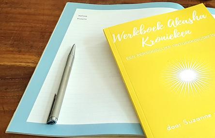 Werkboek Akasha Kronieken opleiding