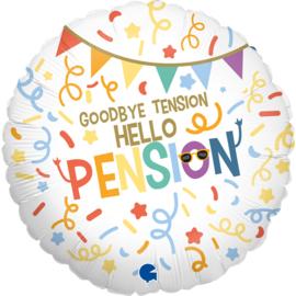Folie Ballon Pensioen (leeg)