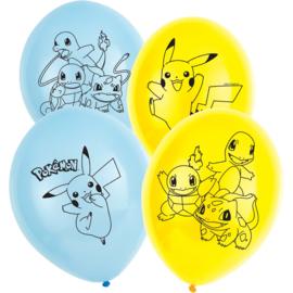 Latex Ballonnen Pokemon
